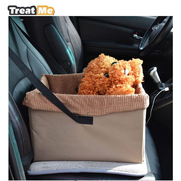 Travel Dog Car Seat For Small Dogs Dog Car Seat Cover Transporte Para Cachorro Mochila Perro Honden Draagtas Bolso Perro