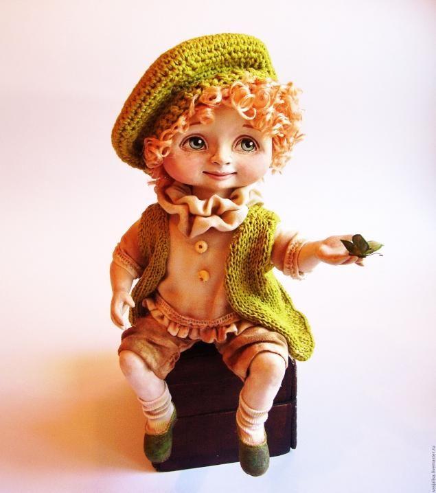 Мастер-класс по созданию куклы ЛЕТИ! Этап четвертый. Изготовление одежды. - Ярмарка Мастеров - ручная работа, handmade