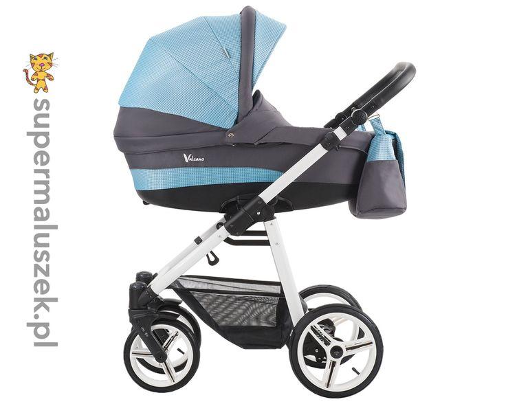 Bebetto Vulcano 3w1, wózek dziecięcy bardzo dobrej jakości, marka uwielbiana przez rodziców. #wózek #dziecko #bebetto