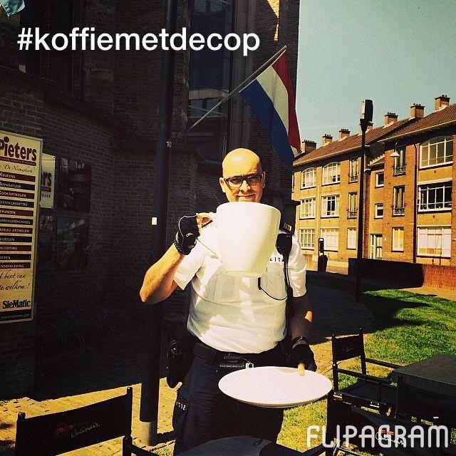 ▶ Speel #flipagram video af - http://flipagram.com/f/SWc8ZcTIZ4 #koffiemetdecop