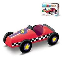 Kidz Labs Mould 'n' Paint Race Car-http://ponderosa.co/l1001/index.php/2015/08/24/kidz-labs-mould-n-paint-race-car/