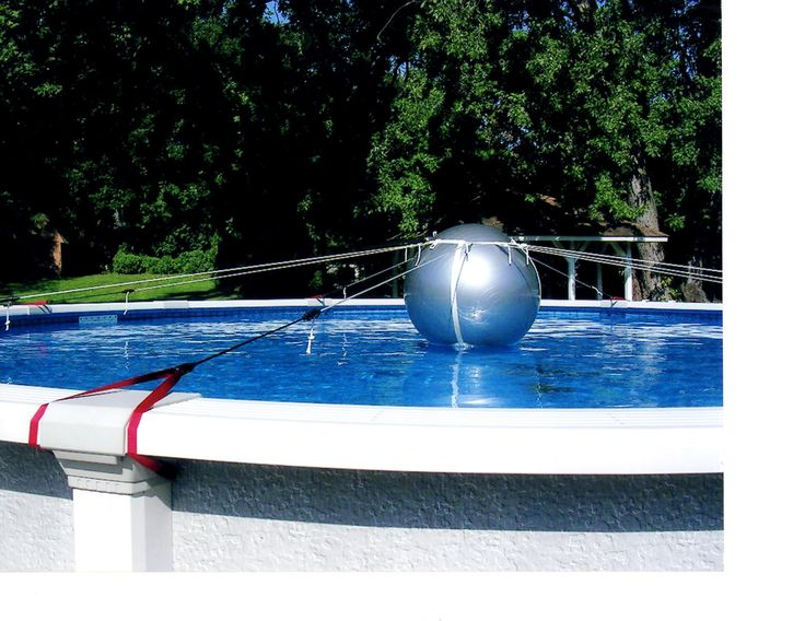 12 best pooltree system the industry 39 s only self cleaning winter cover system for above ground for Opening swimming pool after winter