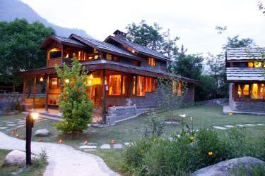 Villas at Neeralaya, Himachal Pradesh, India