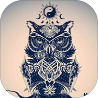 Tribal Art Theme HD Wallpaper and Best Inspirational Quotes Backgrounds Creator by WhaleParadise Labs
