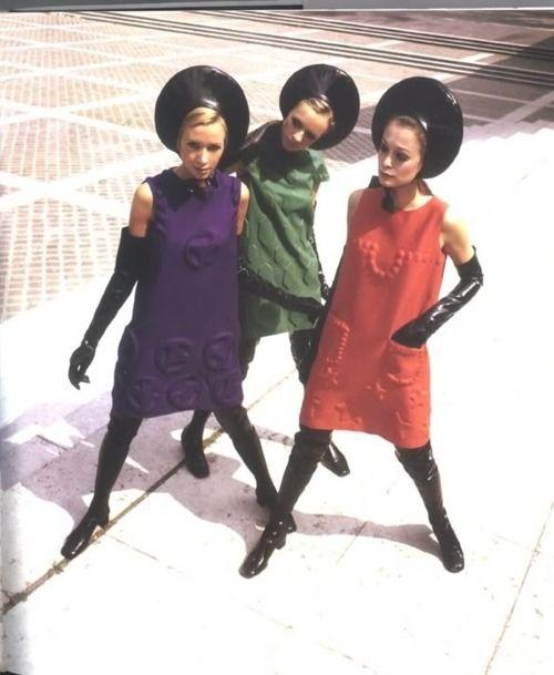 pierre cardin, 1960s fashion