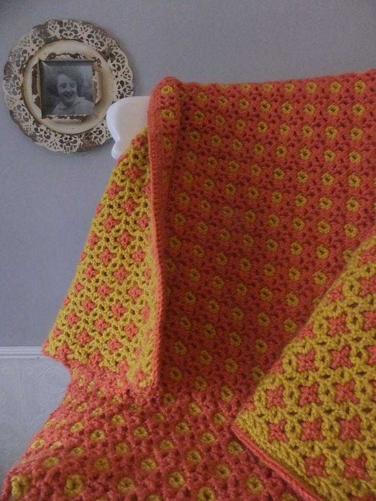 42 Best Crochet Interlocking Crochet Images On Pinterest