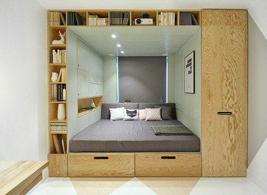 Die besten 25+ Coole betten für jugendliche Ideen auf Pinterest - innovative matratze fur doppelbett erlaubt eine bewegungsfreiheit
