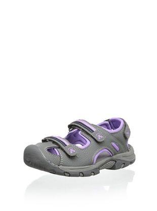 55% OFF Kamik Ventura3 Sandal (Little Kid/Big Kid) (Purple)