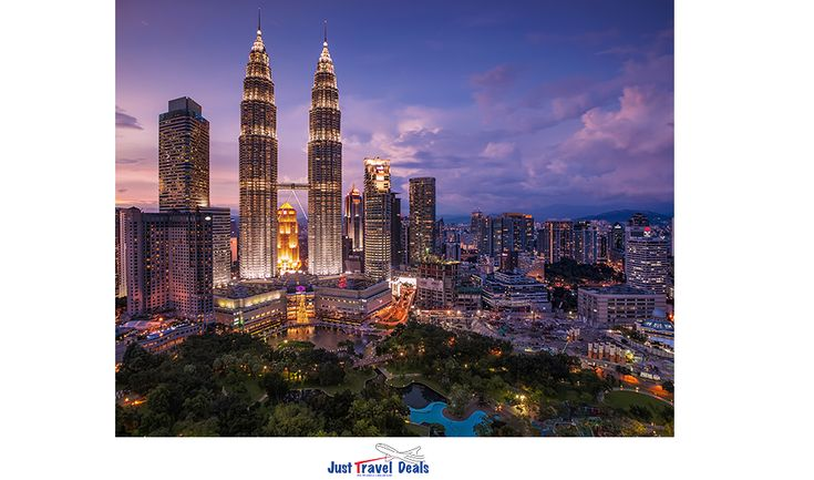 15Day Malaysia Holiday only USD550 now