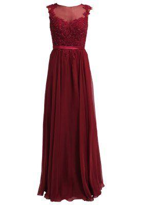 Ein beeindruckendes Kleid für eine beeindruckende Frau. Luxuar Fashion Ballkleid - bordeaux für 299,95 € (04.01.16) versandkostenfrei bei Zalando bestellen.
