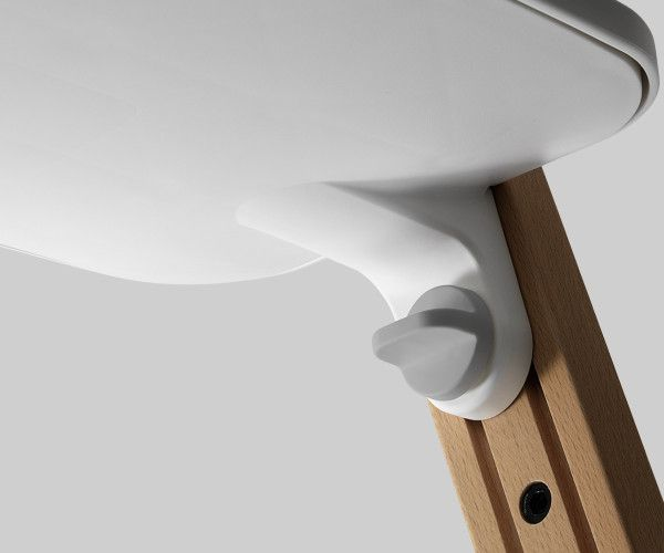 Details w elike / Chair / Knob / Adjust / Modular Childrens Seating by Permafrost for Stokke