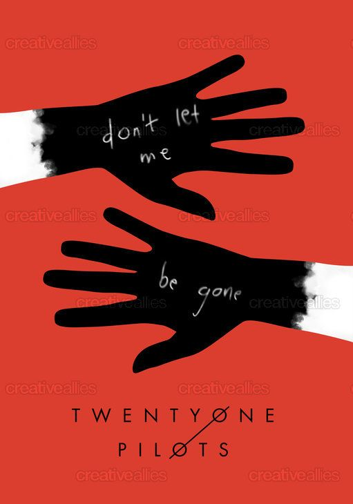 TWENTY ONE PILOTS Poster by bringouttheguns                                                                                                                                                                                 More