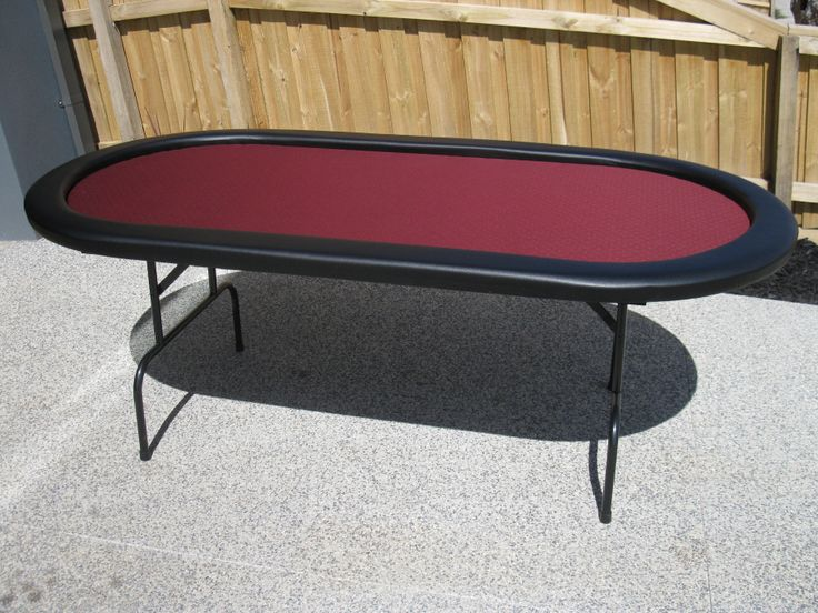 Oval poker table plans ideas