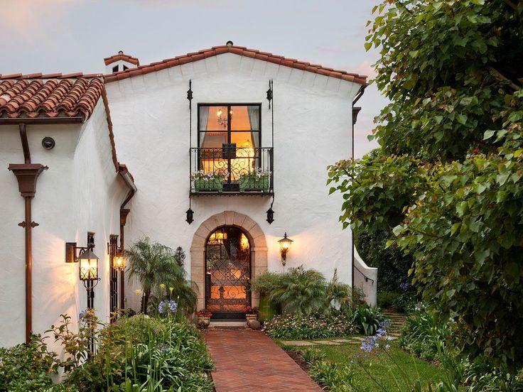 Quintessential Santa Barbara Home Decor Ideas Pinterest