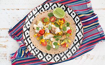 Hey Senorita, Try Our Healthy Fish Tacos!