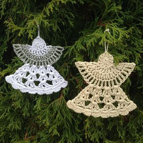 Part 4 of our CAL Järbogranen – Crochet angels.