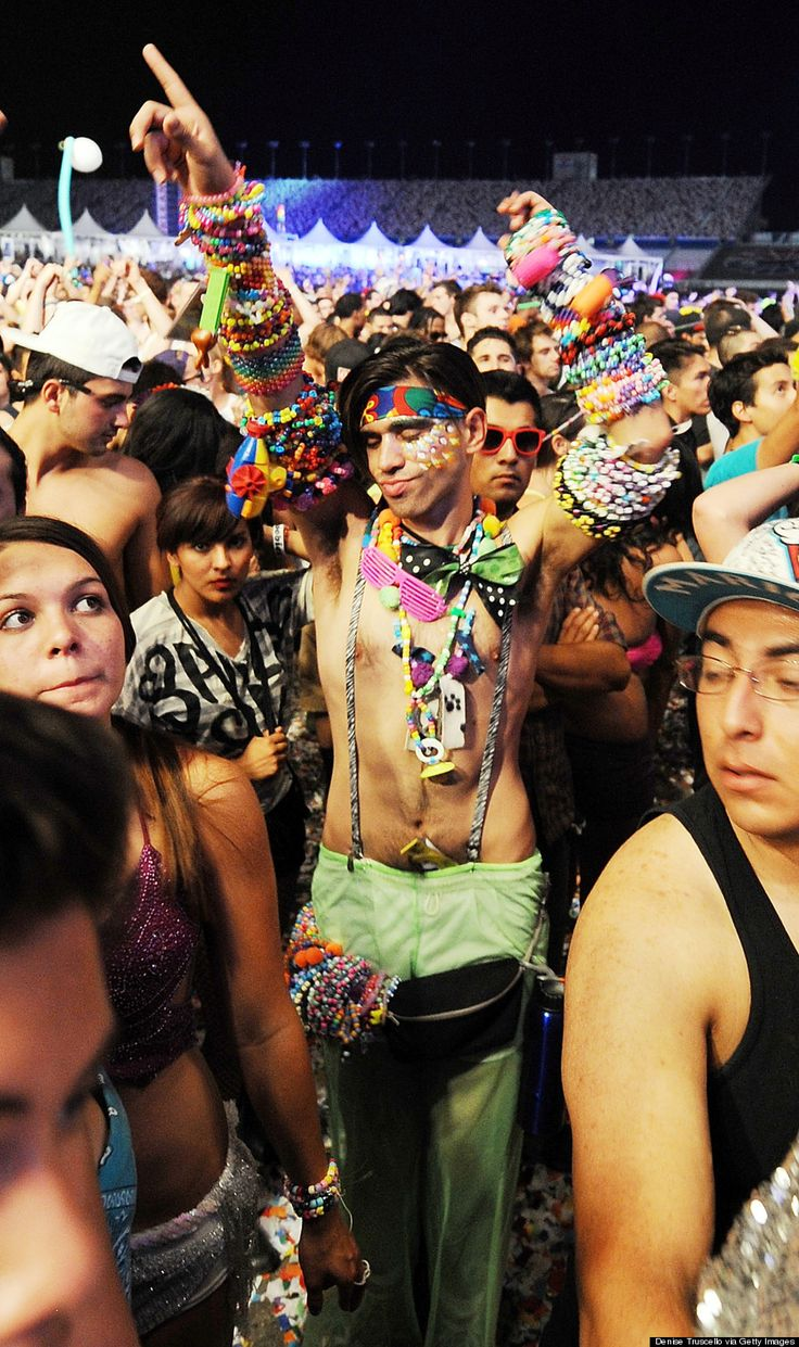 2011 -- Electric Daisy Carnival (Las Vegas, Nevada)