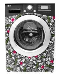 CUSTOMISE this Holly Fulton for LG Washer with colours to suit your kitchen...