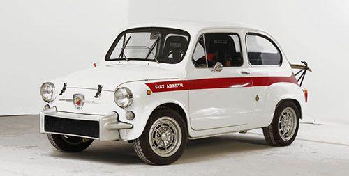 Fiat 600 Abarth.Classic Micro Car Art&Design @classic_car_art #ClassicCarArtDesign