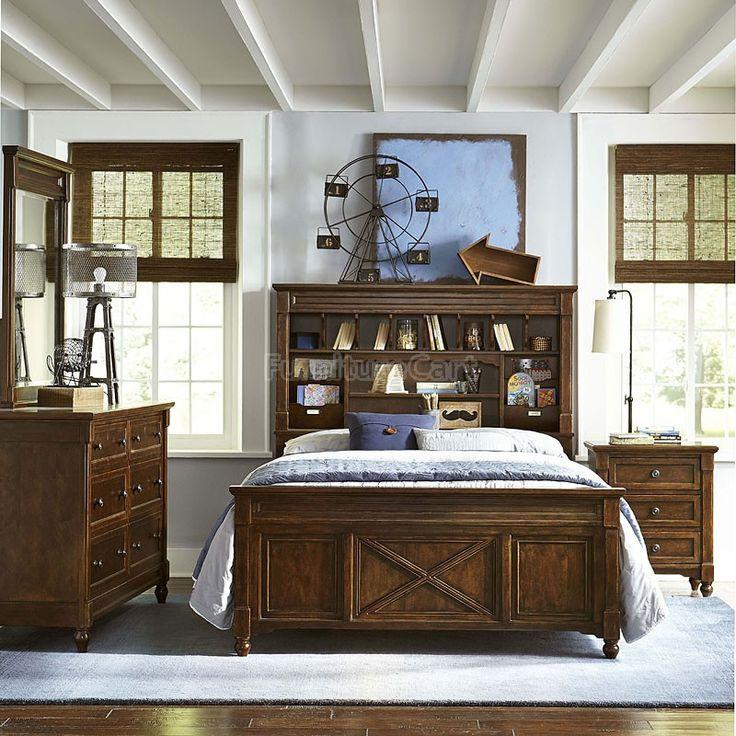 Big Sur Vista Point Bookcase Bedroom Set Legacy Classic Kids | Furniture Cart