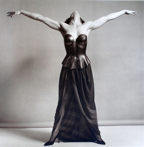 Robert Mapplethorpe. Lisa Lyon, bodybuilder, 1982 (Patti Davis' inspiration)