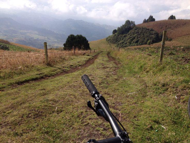Andinos descenso Firavitoba Boyaca