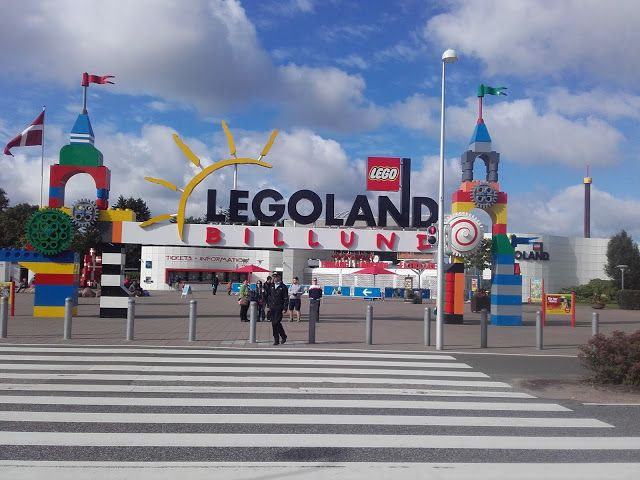 Mako Travels: Legoland Billund Denmark