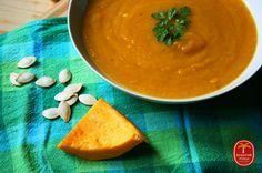 Najprostsza zupa krem z dyni w 30 minut