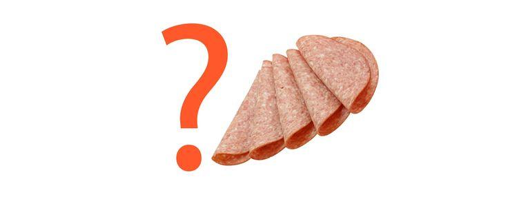 Кількість калорій в м'ясних виробах #калорії #продукти