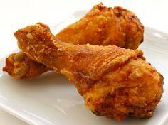 A KFC sült csirke titkos extra ropogós panírja!