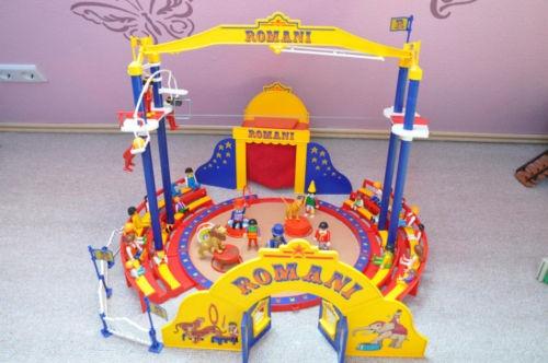 Playmobil Zirkus Romani