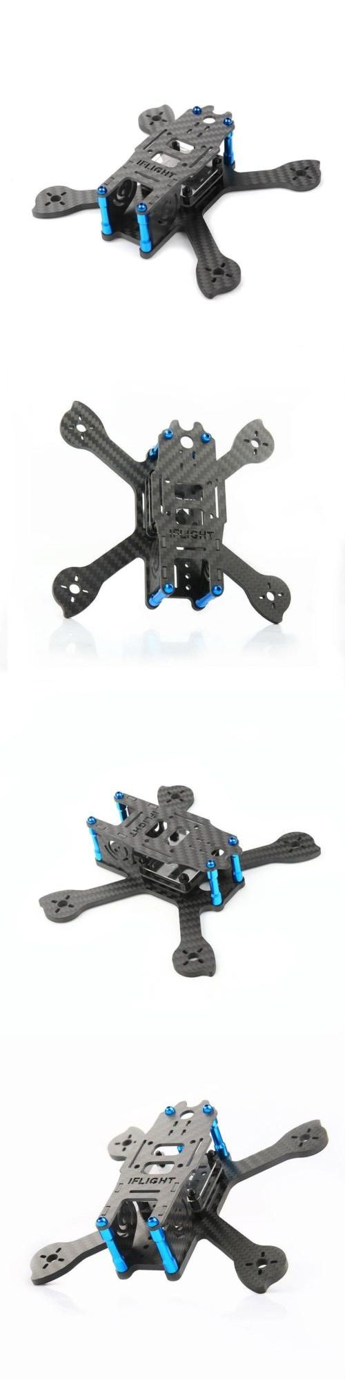 Radio Control 51029: Iflight Racer Ix3 V2 140Mm Rc Fpv Racing Quadcopter Frame 4Mm Carbon Fiber... -> BUY IT NOW ONLY: $34.92 on eBay!