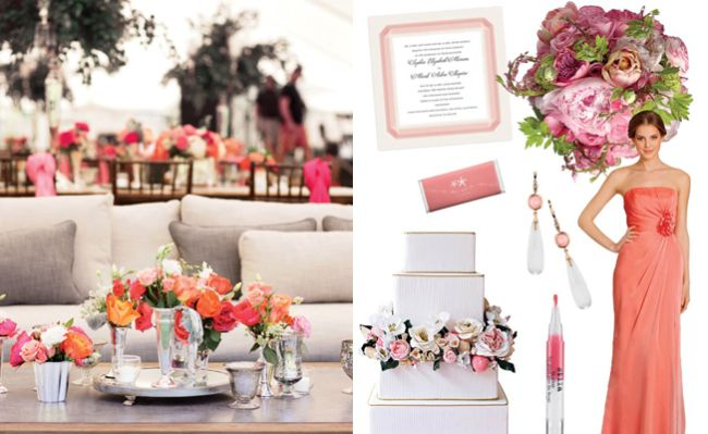7 Gorgeous Guava Wedding Ideas