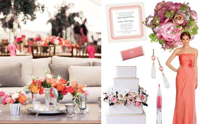 7 Gorgeous Guava Wedding Ideas (ColorReport)