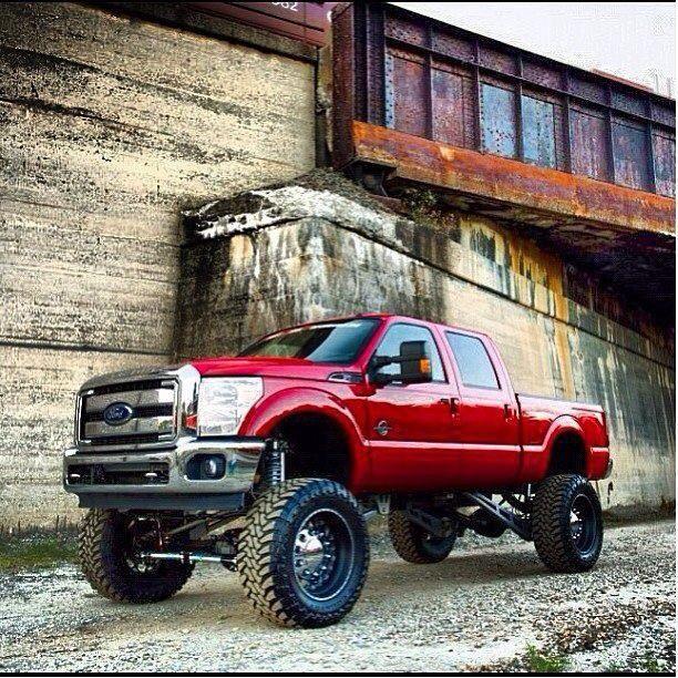 25+ Best Ideas About Jacked Up Trucks On Pinterest