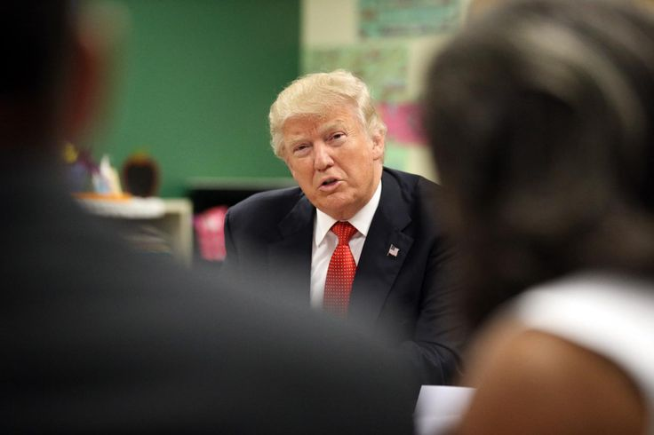 Trump's education plan would decimate federal programs for low-income students.