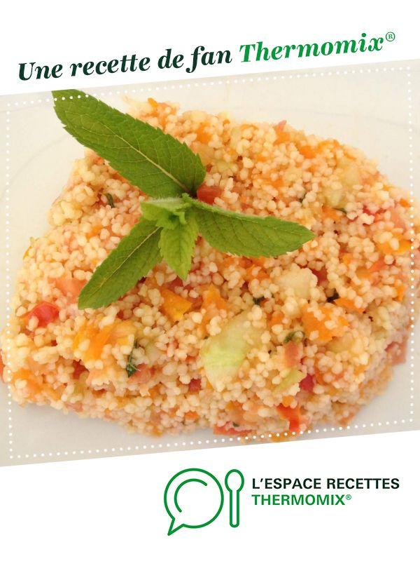 Taboulé classique   Recette   Recettes de cuisine, Recette