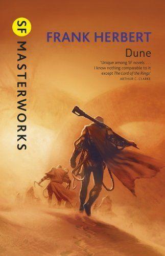 Dune by Frank Herbert.