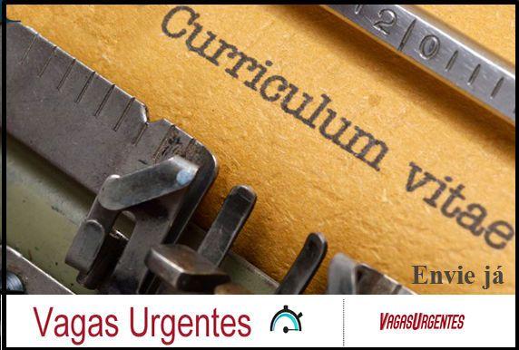Atendente Folguista - Fortaleza - Vagas Urgentes (DESTAQUE) | Vagas Urgentes NORDESTE