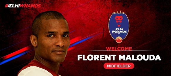 Former #Chelsea star Florent #Malouda signs for #HeroISL side #DelhiDynamos FC
