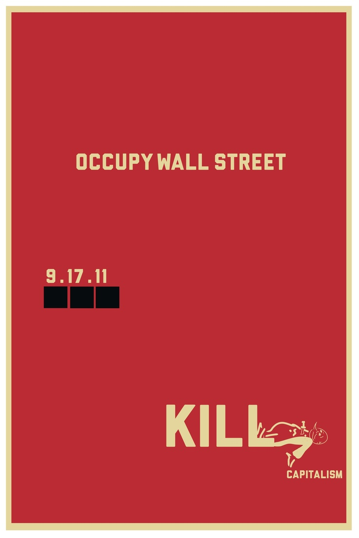 136 best occupy design art images on pinterest anonymous occupy wall street propaganda posters biocorpaavc Image collections