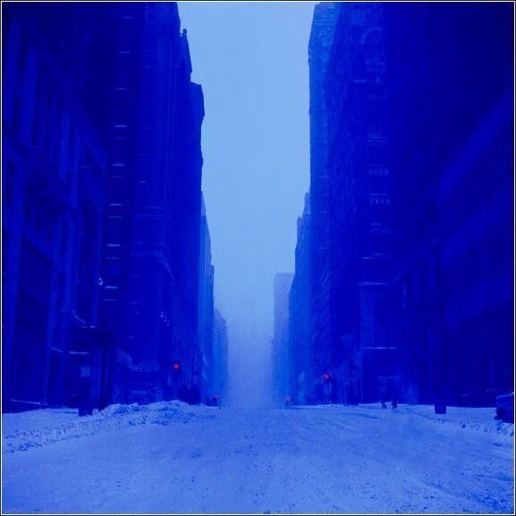 Pete Turner, Madison Avenue, New York 1958