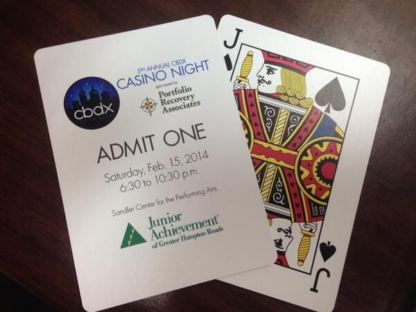 31 best images about Invitation Ideas For Casino Nights on – Clever Party Invitations