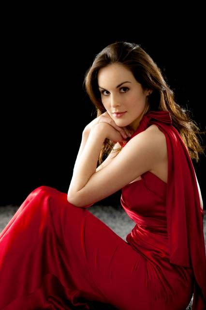 Lady Mary - Michelle Dockery