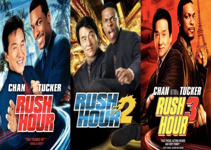سلسلة افلام Rush Hour