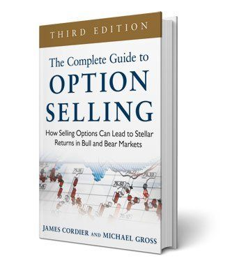 The Complete Guide To Option Selling, Third Edition  Price : $29.97 http://amazon.optionsellers.com/Complete-Guide-Option-Selling-Edition/dp/0071837620