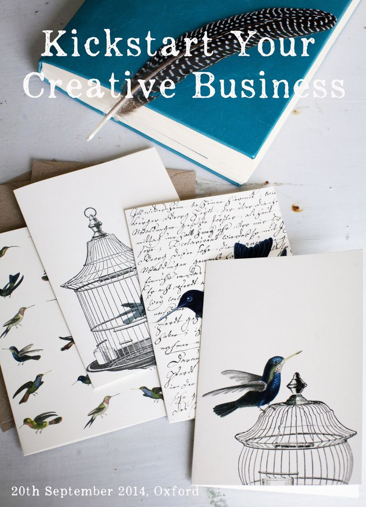 Kickstart Your Creative Business at our next workshop in Oxford on the 20th of September.   Book your place NOW at  http://naturalhistory.co.uk/collections/workshops