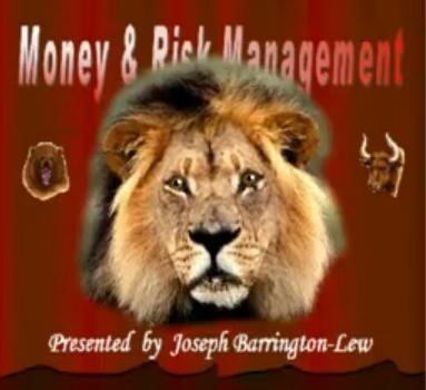 "Watch ""Lion"" describe the importance of Money Risk Management. Go here http://www.youtube.com/watch?v=vTkT6H-5oIQ  Money Risk Management for Share Traders made simple! FREE 14 day trial available here http://www.paconsulting.net.au/Share-Trading-Investing-FX/jbl-risk-manager/ . ""Lew translated is Lion"""