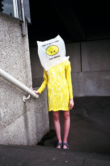 Oyster Fashion: 'Mellow Yellow' Shot by Gavriel Maynard