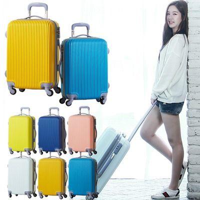 가방/패션잡화 > 여행가방 > 기내반입용 > 하드케이스, [블루밍홈] , 확장기능 하드캐리어 23500원 컬러풀 여행가방, 최다상품평! 고객만족도1위 완전튼튼, 23,500원, 택배/소포/등기